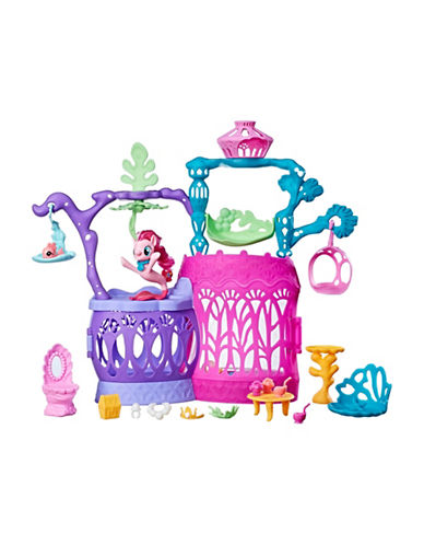 My Little Pony My Little Pony The Movie Seashell Lagoon Playset-MULTI-One Size