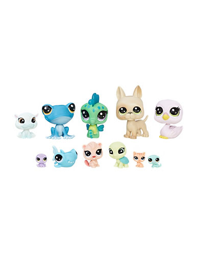 Littlest Pet Shop Littlest Pet Shop Cabin Crew Pack-MULTI-One Size