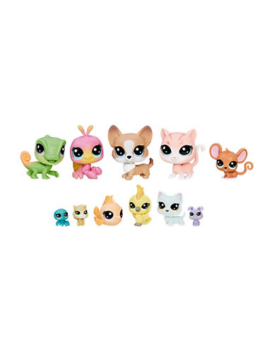 Littlest Pet Shop Littlest Pet Shop House Pets-MULTI-One Size 89363067_MULTI_One Size