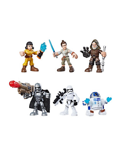 Playskool Galactic Heroes Resistance Vs First Order Pack-MULTI-One Size 89383698_MULTI_One Size