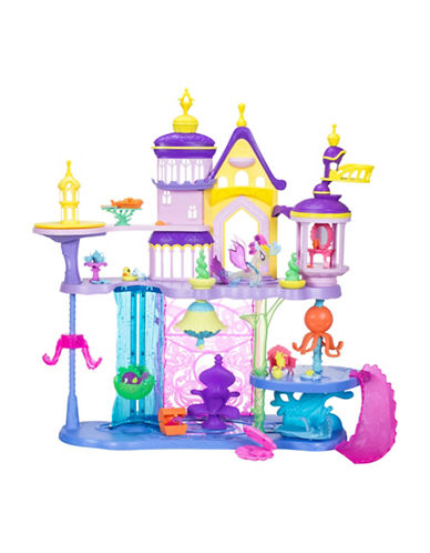 My Little Pony My Little Pony The Movie Canterlot and Seaquestria Castle-MULTI-COLOURED-One Size