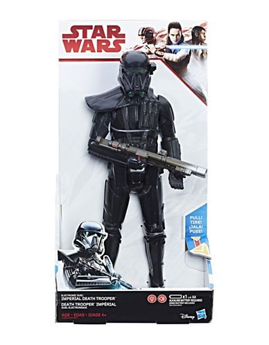 Star Wars Star Wars Rogue One Electronic Duel Imperial Death Trooper-MULTI-One Size 89382820_MULTI_One Size