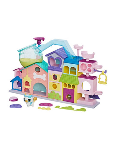 Littlest Pet Shop Littlest Pet Shop Petultimate Apartments-MULTI-One Size 89362747_MULTI_One Size