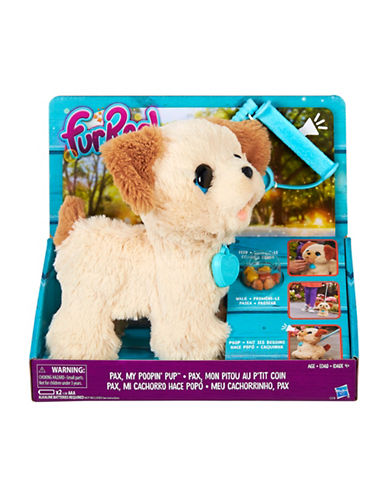 Furreal Friends Pax, My Poopin Pup Toy-MULTI-One Size