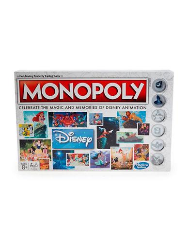 Hasbro Monopoly Disney Animation Edition-MULTI-One Size
