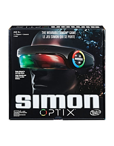 Hasbro Simon Optix Board Game-MULTI-One Size