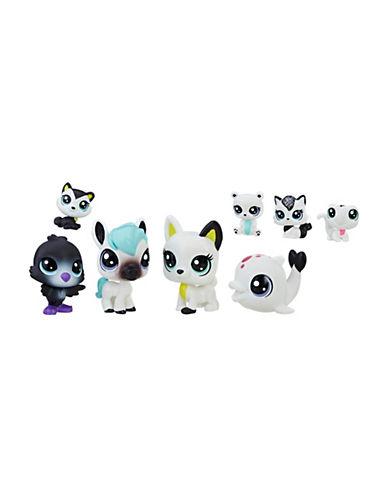 Littlest Pet Shop Littlest Pet Shop Black and White Friends-MULTI-One Size