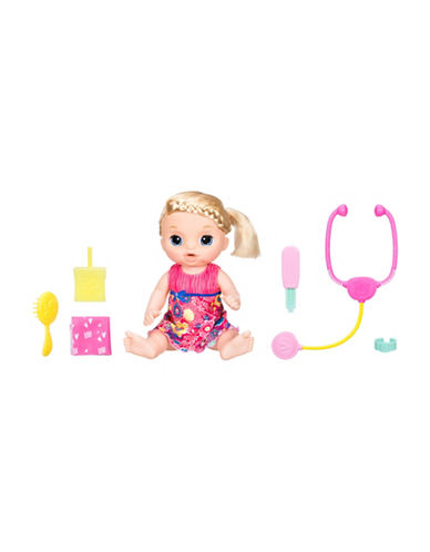 Baby Alive BA Sweet Tears Baby - Blonde-MULTI-One Size