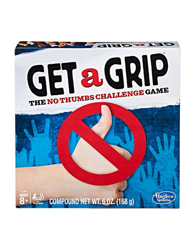 Hasbro Get a Grip Game-MULTI-One Size