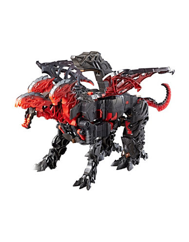 Transformers The Last Knight Mega 1-Step Turbo Changer Dragonstorm-MULTI-One Size