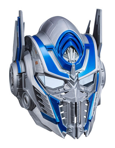 Transformers Transformers - The Last Knight Optimus Prime Voice Changer Helmet-MULTI-One Size