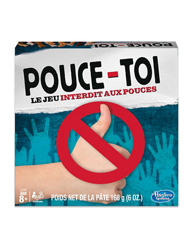 Hasbro Jeu Pouce-toi-MULTI-One Size