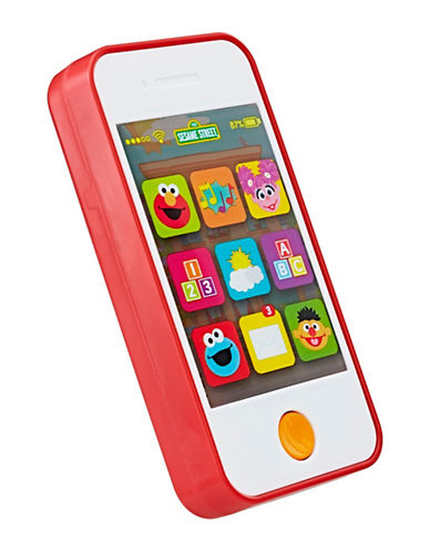 Playskool Playskool Friends Sesame Street Elmo and Friends Smartphone-MULTI-One Size