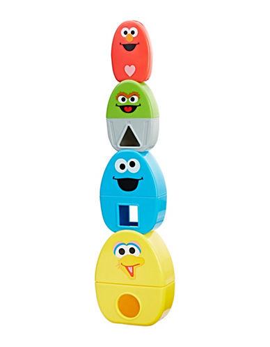 Playskool Playskool Friends Sesame Street Elmos Stack and Nest Friends-MULTI-One Size