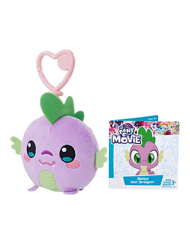 My Little Pony My Little Pony: The Movie Spike the Dragon Clip Plush 90035982