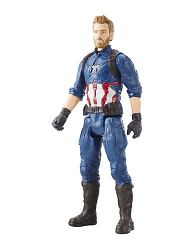 Marvel Infinity War Titan Hero Series Captain America with Titan Hero Power FX Port 90036443