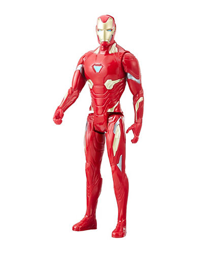 Marvel Infinity War Titan Hero Series Iron Man with Titan Hero Power FX Port-MULTI-One Size 90036059_MULTI_One Size