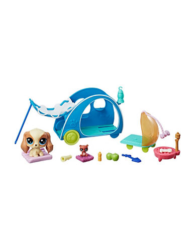 Littlest Pet Shop Littlest Pet Shop Cosy Camper 90032714