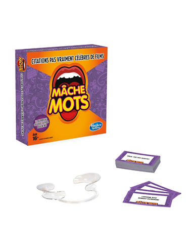 Hasbro Speak Out Expansion Pack: Not Famous Movie Quotes (French Version)-MULTI-One Size