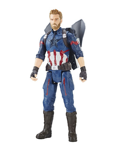 Marvel Marvel Avengers: Infinity War Titan Hero Power FX Captain America 90032732