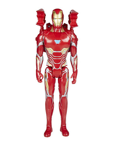 Marvel Marvel Avengers: Infinity War Titan Hero Power FX Iron Man-MULTI-One Size 90032730_MULTI_One Size