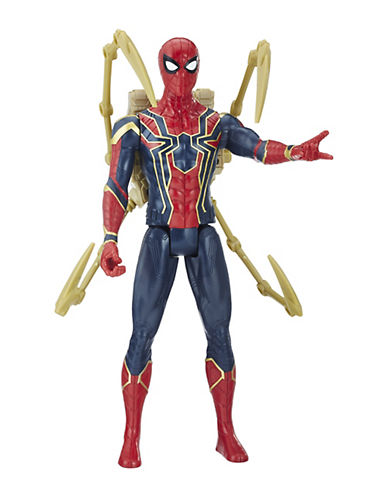 Marvel Marvel Avengers: Infinity War Titan Hero Power FX Iron Spider-MULTI-One Size 90032735_MULTI_One Size
