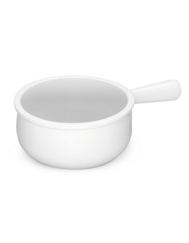 Le Creuset French Onion Soup Bowl-WHITE-.47 L