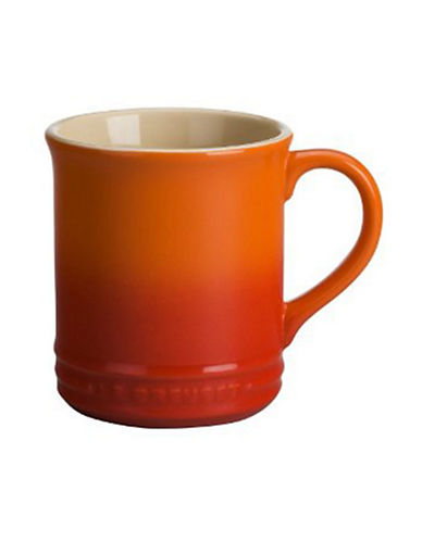 Le Creuset Durable Stoneware Mug-FLAME-0.35 L