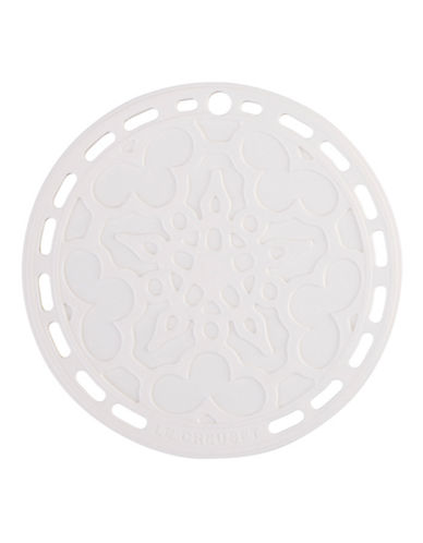 Le Creuset French Trivet-WHITE-One Size