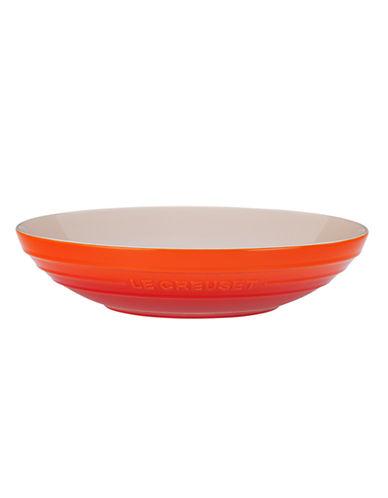 Le Creuset Shallow Wide Bowl-FLAME-2.9L