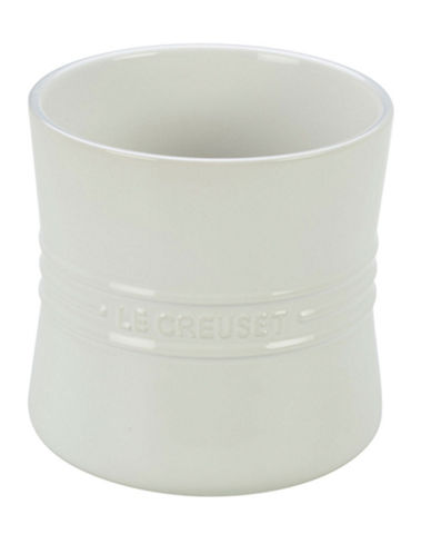 Le Creuset Utensil Crock-WHITE-One Size