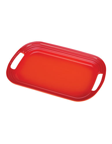 Le Creuset Serving Platter-FLAME-One Size
