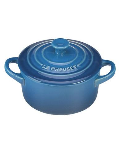 Le Creuset 0.24L Mini Round Cocotte-BLUE-0.24 L