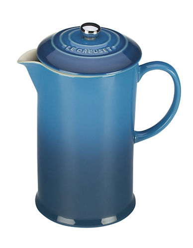 Le Creuset French Press-BLUE-One Size