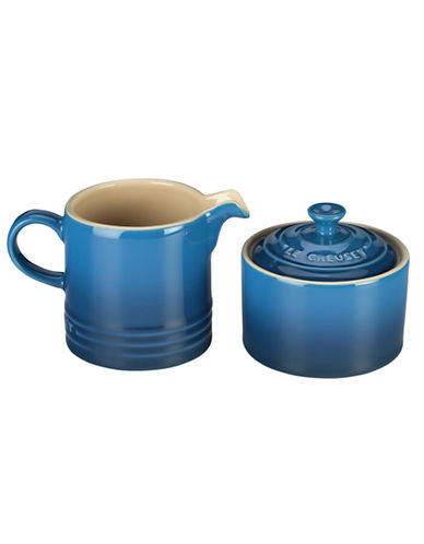 Le Creuset Cream and Sugar Set-MARSEILLE-One Size
