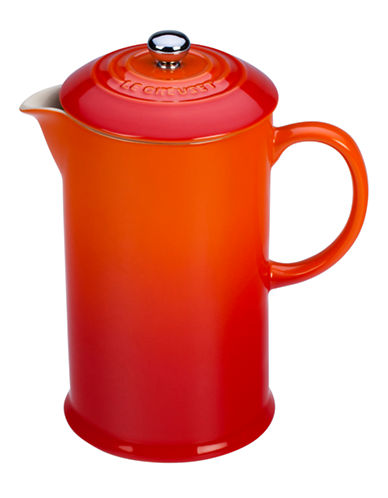 Le Creuset French Press-FLAME-One Size