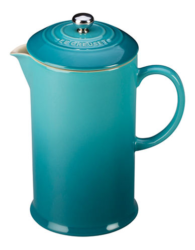 Le Creuset French Press-CARIBBEAN-One Size