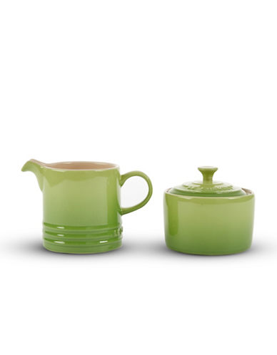Le Creuset Sugar and Creamer Set-PALM-One Size