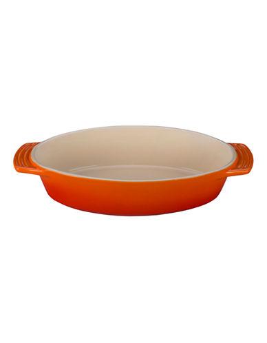 Le Creuset Oval Dish-FLAME-1.7L