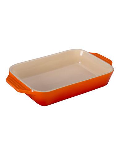 Le Creuset Rectangular Dish-FLAME-1.7L
