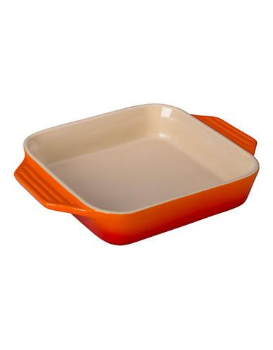 Le Creuset Square Dish-FLAME-2.1L