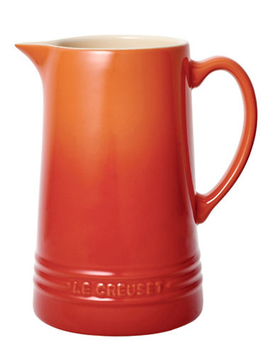 Le Creuset 1.5L Stoneware Pitcher-FLAME-One Size