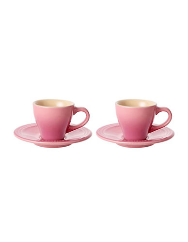Le Creuset Set of Two Espresso Cups-BONBON-One Size 88212730_BONBON_One Size