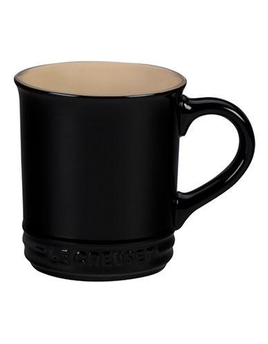 Le Creuset Durable Stoneware Mug-LICORICE-0.35 L
