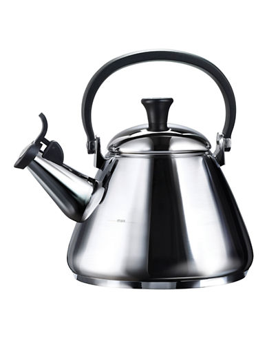 Le Creuset 1.6L Kone Stainless Steel Kettle-STAINLESS STEEL-1.6L