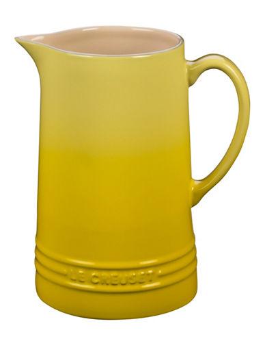 Le Creuset 1.5L Stoneware Pitcher-SOLEIL-One Size