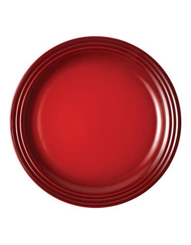 Le Creuset 4-Piece Dinner Plate Set-CERISE-One Size