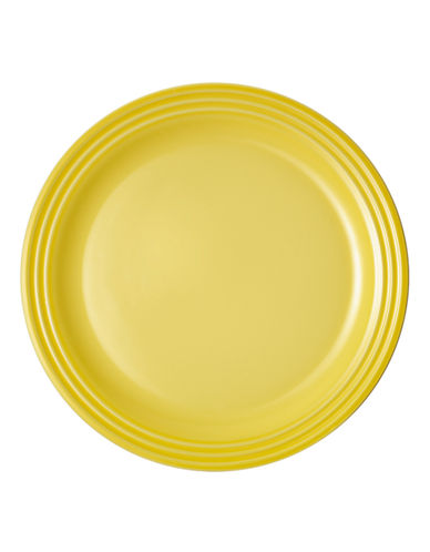 Le Creuset 4-Piece Dinner Plate Set-SOLEIL-One Size
