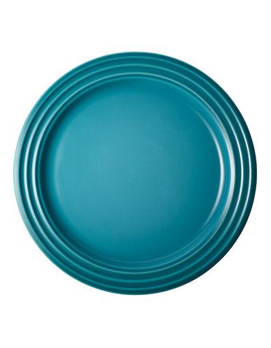Le Creuset 4-Piece Salad Dessert Plate Set-CARIBBEAN-One Size