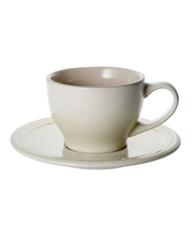 Le Creuset Set of Two Cappuccino Cups-DUNE-One Size 88212742_DUNE_One Size